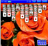 Solitaire - Palm OS
